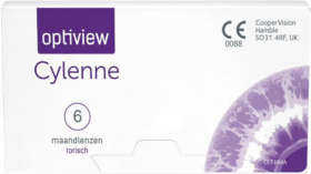 Optiview Cylenne Premium Toric 6 pack