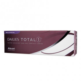 Dailies TOTAL1 Multifocal 30pack