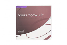 Dailies TOTAL1 Multifocal 90pack