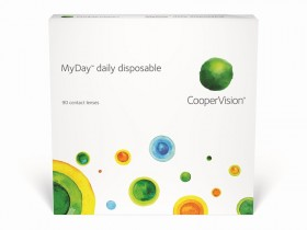 MYDay 90- pack Coopervision